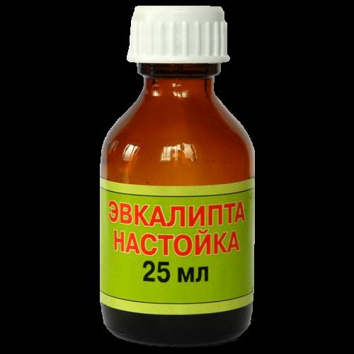 Эвкалипт настойка фл. 25мл