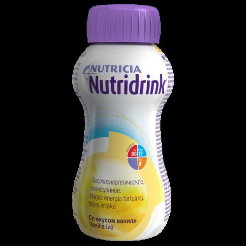 Нутридринк готовая питательная смесь Ваниль 200мл