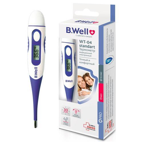 Термометр БиВелл WT-04 Стандарт