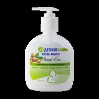 Крем-мыло детское Пантенол/Миндальное масло фл. 280мл