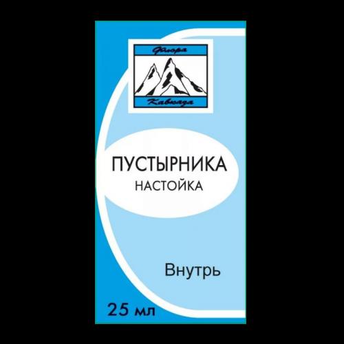 Пустырник настойка фл. 25мл