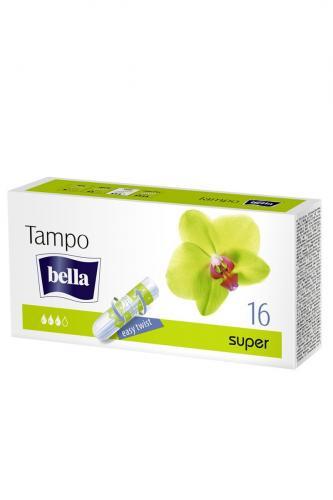 Белла Тампоны супер №16 без аппликатора