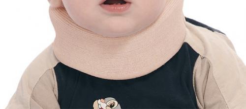 Бандаж для легкой фиксации шейного отдела для новорожденных ТВ-000.4,0