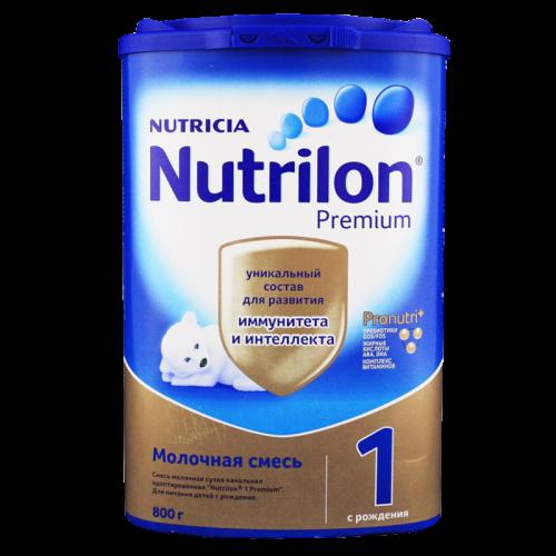 Нутрилон 1 Премиум Смесь молоко 800г