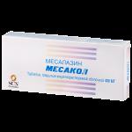 Месакол таблетки 400мг №50