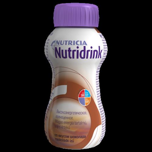 Нутридринк готовая питательная смесь Шоколад 200мл