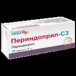 Периндоприл таблетки 4мг №30