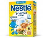 Нестле Каша молочная Гречка/биф. 220г