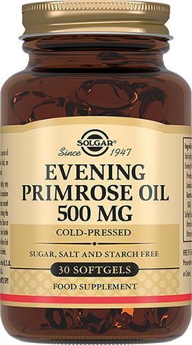 Солгар Примулы вечерней масло капсулы №60