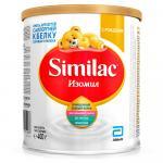 Симилак Изомил Смесь для детей с аллергией к белку коровьего молока 400г