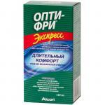 Раствор для линз Опти-Фри Экспресс фл. 120мл