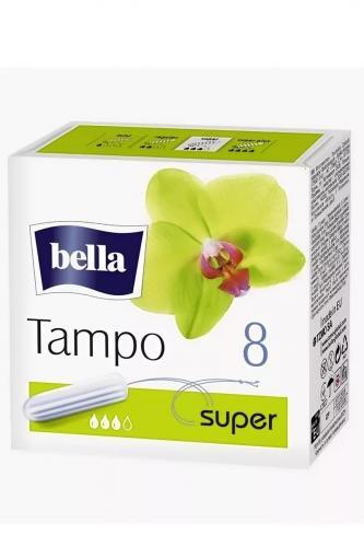 Белла Тампоны супер №8