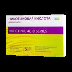 Никотиновая кислота раствор для волос ампулы 5мл №10