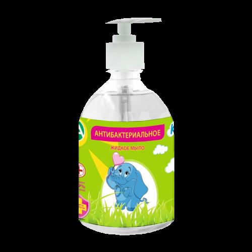 Жидкое мыло антибактериальное детское флакон 500мл