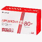 Предуктал ОД капсулы 80мг №60