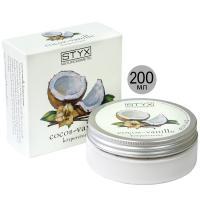 Стикс Крем-духи для тела Кокос и ваниль 200мл