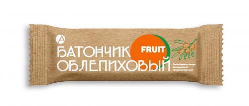 Батончик фруктовый Облепиха 30г