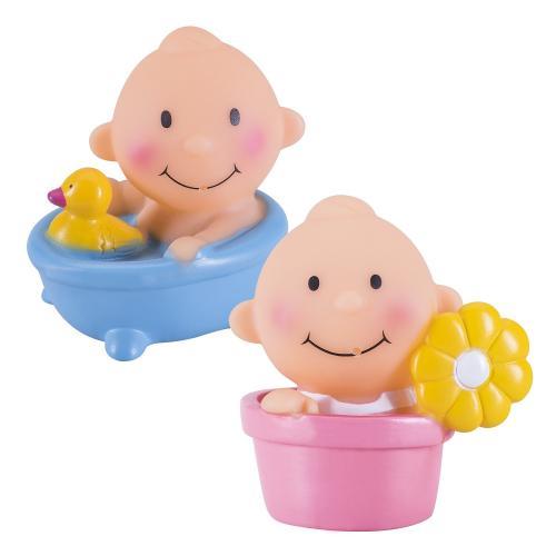 Набор игрушек-брызгалок для ванны Непоседы