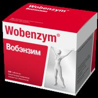 Вобэнзим таблетки №200
