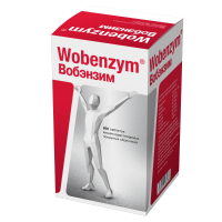 Вобэнзим таблетки №800