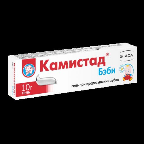 Камистад Бэби гель 10г