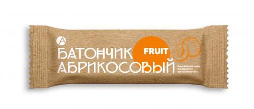 Батончик фруктовый Абрикос 30г