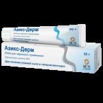 Азикс-Дерм крем 20% 30г