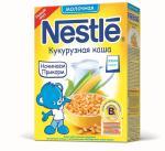 Нестле Каша молочная Кукурузная 220г