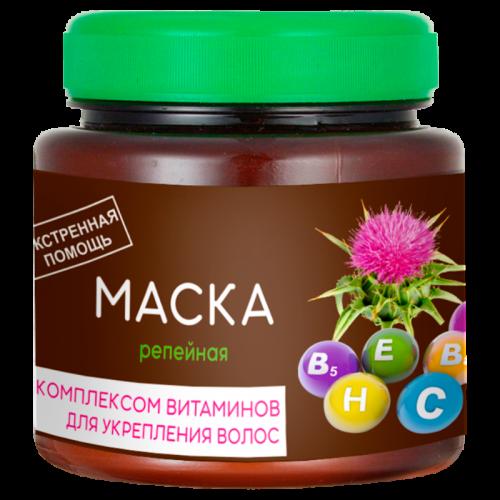 Маска для волос Комплекс витаминов для укрепления 250мл