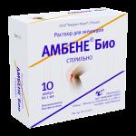 Амбене Био раствор для инъекций ампулы 1мл №10