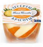 Десерты красоты Крем-гель для душа питательный Пина Колада 220мл