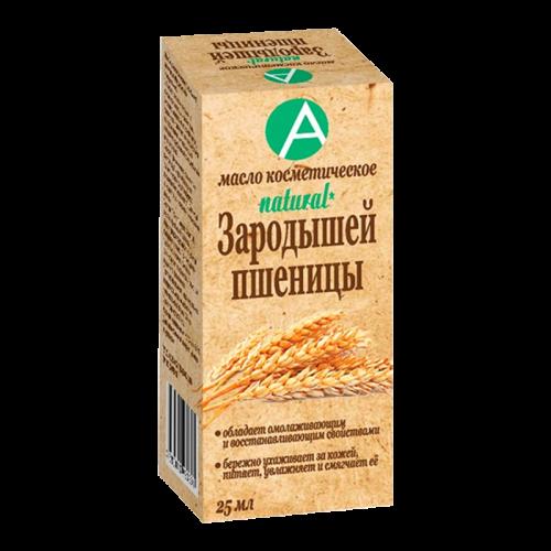 Масло косметическое Зародышей пшеницы 25 мл