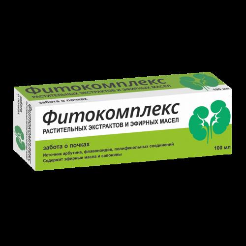Фитокомплекс растительных экстрактов и эфирных масел паста 100г