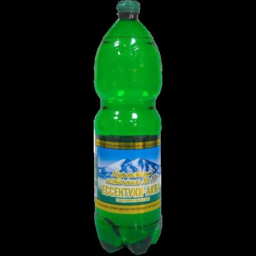 Минеральная вода Курортный источник №17 1,5л Ессентуки-Аква