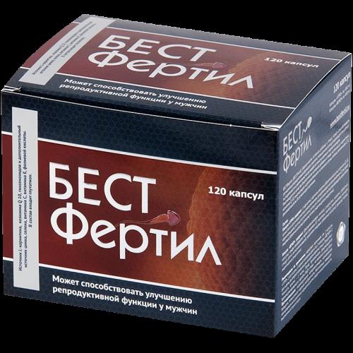 Бестфертил капсулы №120