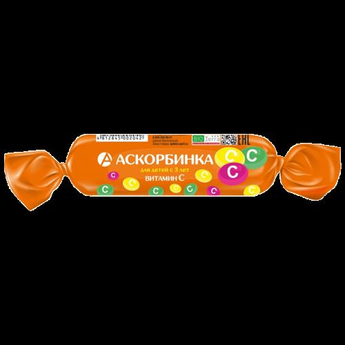 Аскорбиновая кислота таблетки №10