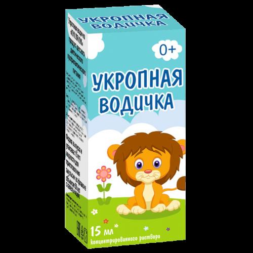 Укропная водичка Кук Ля Кук фл. 15мл