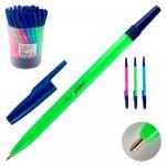 Ручка шариковая Неон ассорти