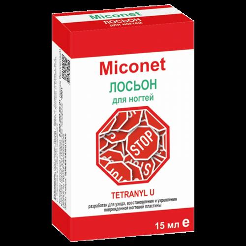 Лосьон для ногтей Миконет 15мл