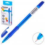 Ручка шариковая Смарт М-5702-70 синяя