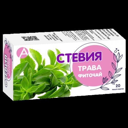 Фиточай Стевия ф/п 1,5г №20