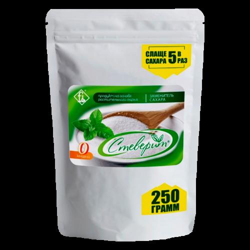 Заменитель сахара Стеверит пакет 250г