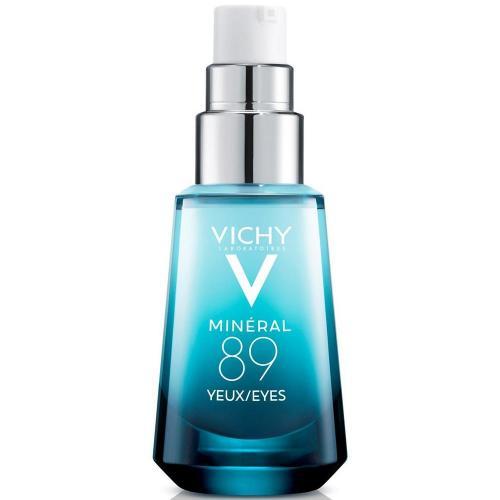 VICHY MINERAL 89 Восстанавливающий и укрепляющий уход для кожи вокруг глаз, 15 мл