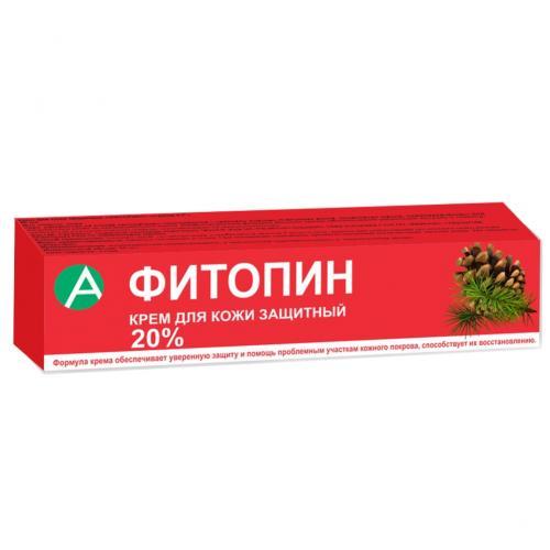 Фитопин крем 20% защитный 50мл