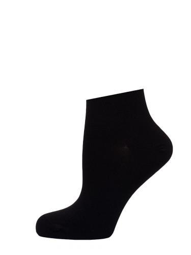 Носки женские черные р.36-40 ( 23-25 см )