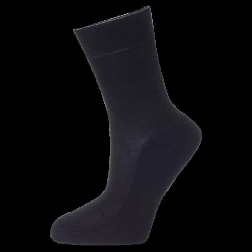 Носки мужские для проблемных ног черные р. 40-43 ( 26-28 см )