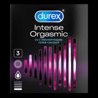 Дюрекс Презервативы Intense Orgasmic №3