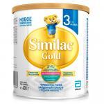 Симилак Голд 3 Напиток молочный 400г
