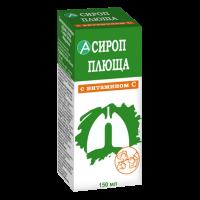Сироп Плюща с витамином С флакон150мл