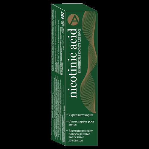 Никотиновая кислота для волос 65 мл